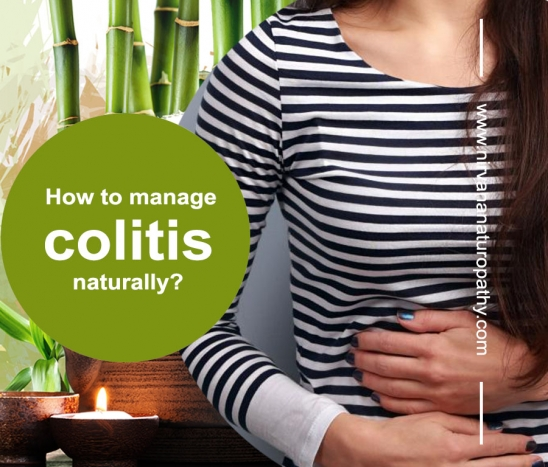 How to manage colitis naturally?