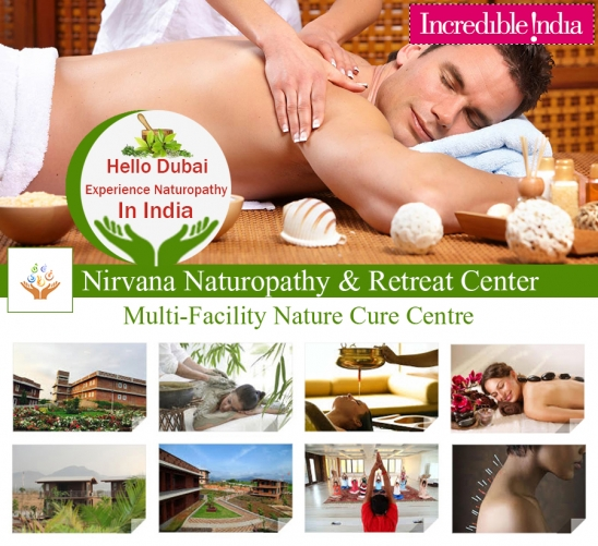 Experience Naturopathic Treatments during Your TripTo India from Dubai