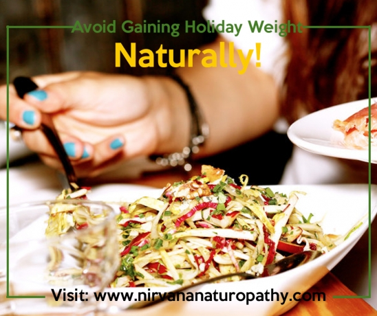 Top 4 Ways to Avoid Gaining Holiday Weight, Naturally!