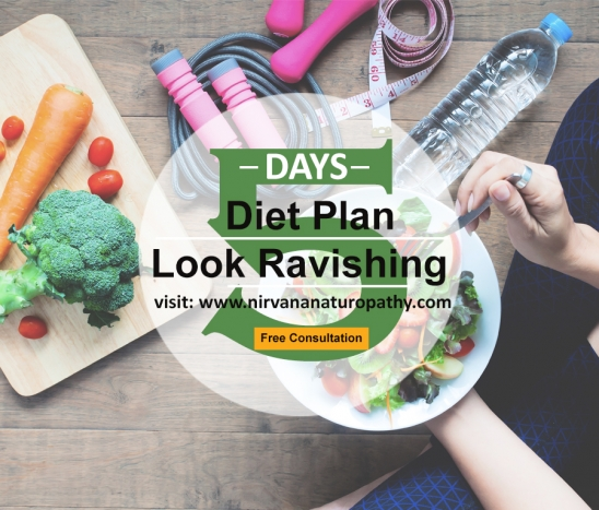 5-day Diet Plan to Make You Look Ravishing and Ready for Any Occasion!