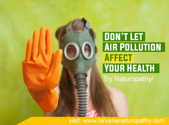 Don't Let Air Pollution Affect Your Health. Here's 5 Natural Ways to Boost Immunity!