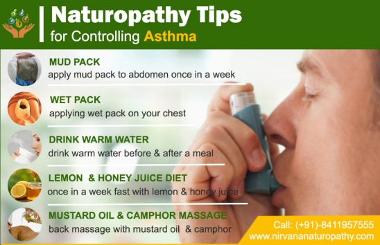 Naturopathy Tips for Controlling Asthma and Improving the Quality of Life