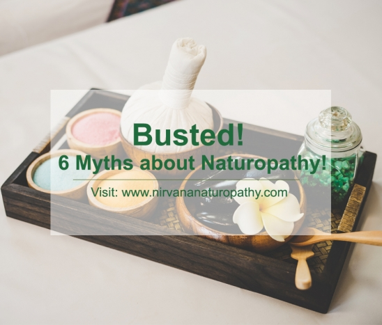 Busted! 6 Myths about Naturopathy!