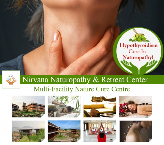 How Is Hypothyroidism Cured in Naturopathy Centers?