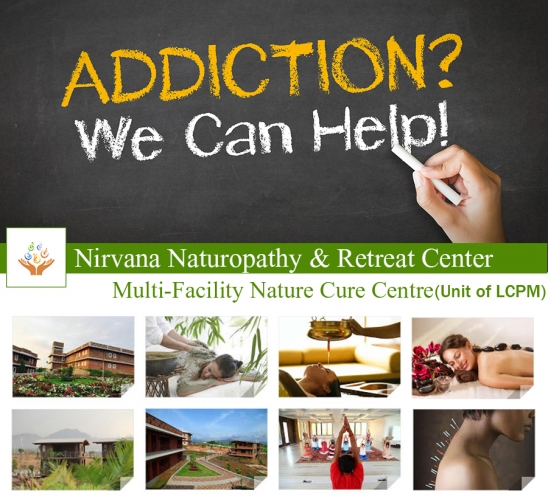 Treatment of addictions via Naturopathy:  A brief look