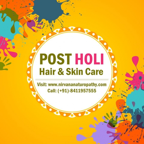Holi 2018: Natural Ways to Take Care of Your Skin, Hair and Nails after Holi!