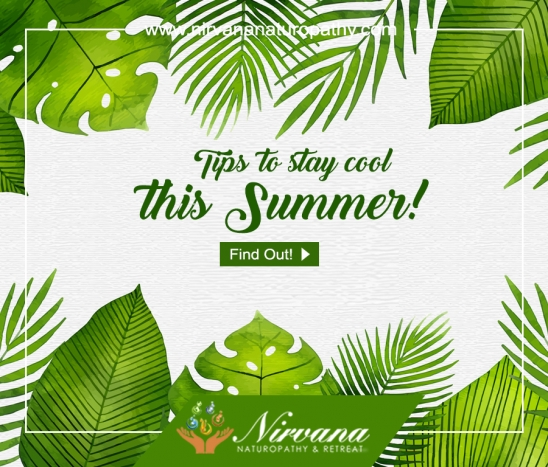 7 naturopathy tips to stay cool this summer!