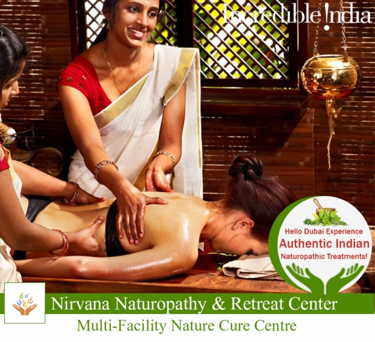 Authentic Indian Naturopathic Treatments for Dubai Residents