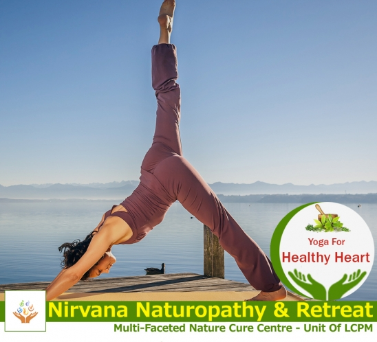 Yoga found to be potentially effective therapy for heart health
