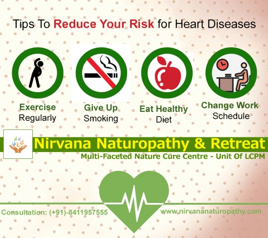 Tips To Reduce Your Risk for Heart Diseases