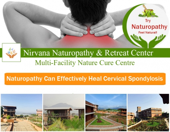 Naturopathy Can Effectively Heal Cervical Spondylosis
