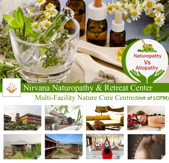 Naturopathy Vs. Allopathy & Homeopathy: The Startling Difference