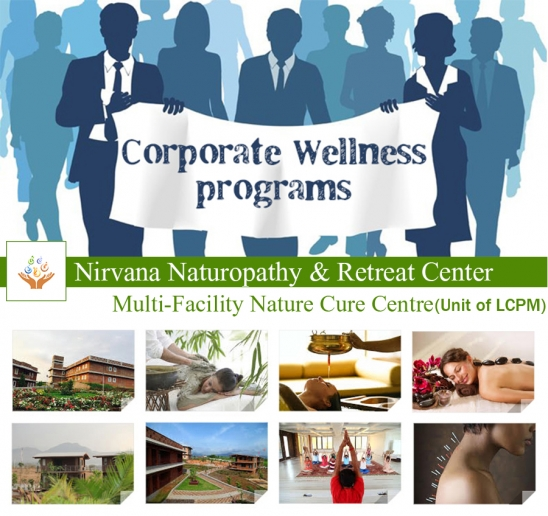 Corporate Wellness Program – Nirvana Naturopathy!