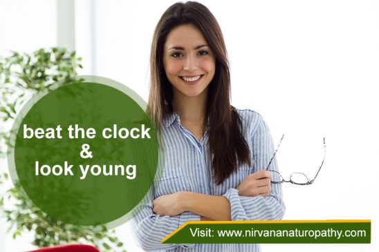 Want to beat the clock and look young? Talk to a naturopath!