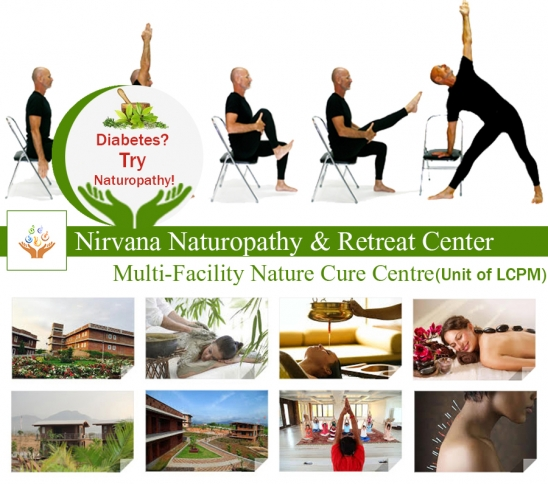 Call yourself diabetic-free now by redeeming exclusive packages of Nirvana Naturopathy