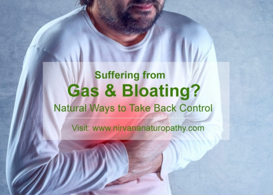 Suffering from Gas and Bloating? 7 Natural Ways to Take Back Control of Your Life!