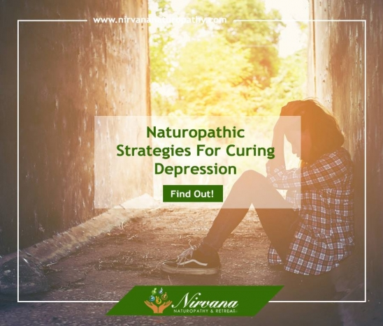 Naturopathic Strategies for Curing Depression