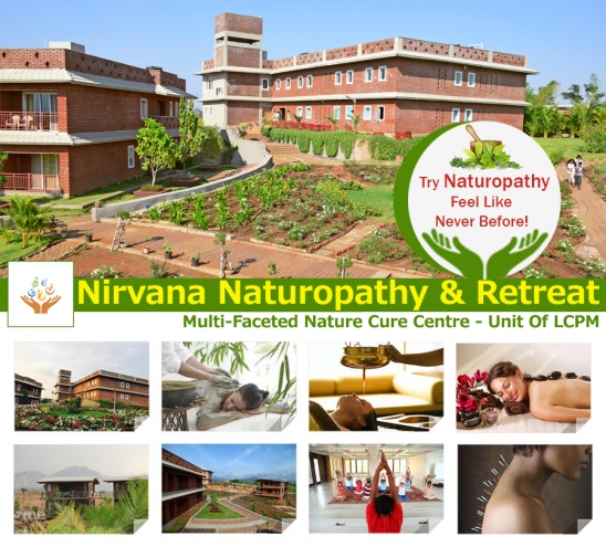 Naturopathy Resorts –a new and holistic approach to make your trip memorable for lifetime!