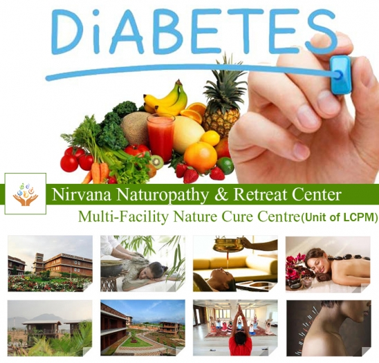 Nature Cure Centers Offer Diabetes Management Therapies