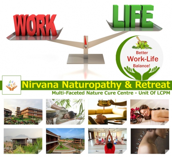 Go the Naturopathic way for better work-life balance