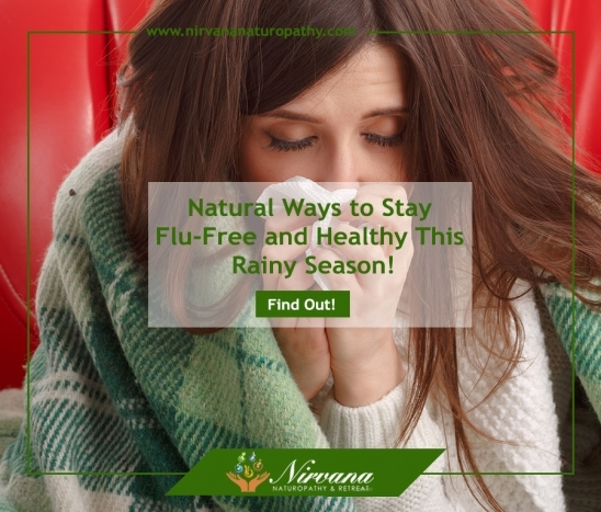 Natural Ways to Stay Flu-Free and Healthy This Rainy Season!