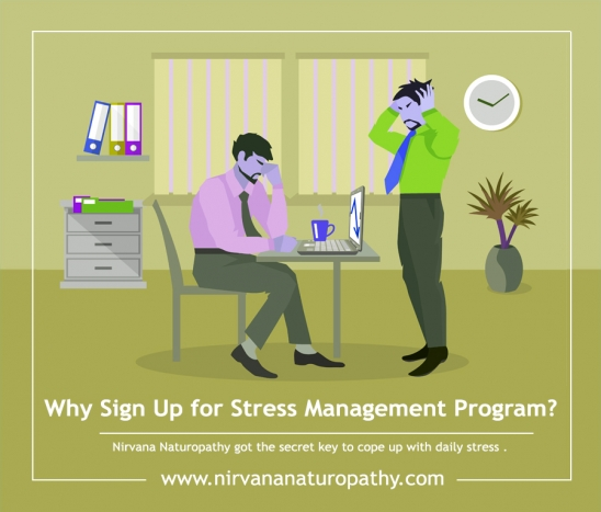 Why Sign Up for Stress Management Program?