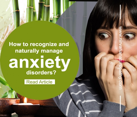 How to recognize and naturally manage anxiety disorders?